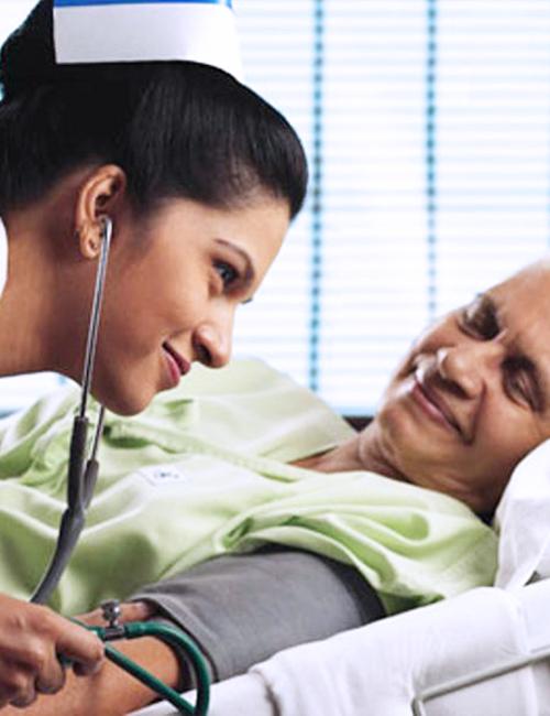 nurses for home care